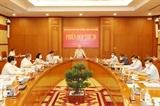 Tổng Bí thư Nguyễn Phú Trọng chủ trì Phiên họp thứ 20 Ban Chỉ đạo Trung ương về phòng chống tham nhũng