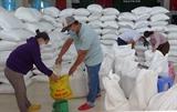 Phú Yên hoàn tất cấp gạo hỗ trợ của Chính phủ cho người dân gặp khó khăn