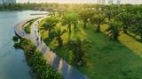 미국 언론 Ecopark 수백만 그루 수목에 감명