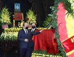 Tổ chức trọng thể Lễ tang Đại tướng Phùng Quang Thanh nguyên Bộ trưởng Bộ Quốc phòng
