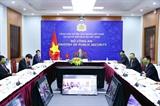 Việt Nam - Trung Quốc tăng cường hợp tác phòng chống tội phạm