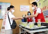 Hội Chữ thập đỏ Hà Nội hỗ trợ người dân vượt khó