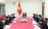 Thủ tướng Chính phủ Phạm Minh Chính điện đàm với Thủ tướng Áo Sebastian Kurz