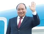 Le président Nguyen Xuan Phuc part pour une visite à Cuba et le débat général de lONU