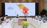 Phó Thủ tướng Chính phủ Vũ Đức Đam kiểm tra công tác phòng chống dịch COVID-19 tại tỉnh Đồng Tháp