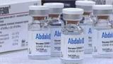 Le ministère de la Santé accorde une homologation durgence au vaccin Abdala