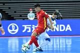 Đội tuyển Futsal Việt Nam xuất sắc giành vé vào vòng 1/8 FIFA Futsal World Cup 2021