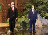 La presse cubaine accorde une attention particulière à la visite du président du Vietnam