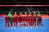 វៀតណាមឈានចូលជុំ ១/៨ FIFA Futsal World Cup 2021