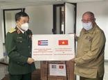 Укрепляется сотрудничество между Вьетнамом и Кубой в сфере национальной обороны