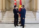 Состоялась встреча руководителей иностранных дел Вьетнама и Кубы