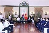Chủ tịch nước Nguyễn Xuân Phúc: Việt Nam sẽ thúc đẩy các dự án đầu tư vào Đặc khu Phát triển Mariel của Cuba