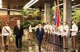 巩固和加深越南和古巴兄弟般的关系