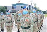 Участие Вьетнама в миротворческих операциях получило высокую оценку ООН