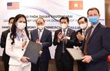 TTグループと米企業、ベトナムで再生可能エネルギーを開発