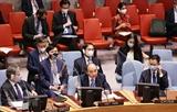 Президент Нгуен Суан Фук: ООН необходимо создать основную базу данных о многомерных последствиях повышения уровня моря