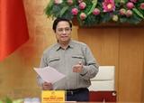 Премьер-министр требует строгого соблюдения мер профилактики COVID-19