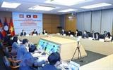 캄보디아 – 라오스 – 베트남 삼개국 국회외교위원회 코로나19 백신 공유에 대한 호소 공동 선언문 발표