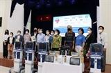 Hiệp hội Thương mại Hoa Kỳ tại Việt Nam ủng hộ công tác phòng chống dịch COVID-19