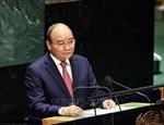 Discurso del presidente vietnamita Nguyen Xuan Phuc en debate general de la 76 sesión de Asamblea General de ONU