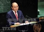 ALLOCUTION DU PRÉSIDENT DU VIETNAM NGUYEN XUAN PHUC AU DÉBAT GÉNÉRAL  DE LA 76e SESSION DE LASSEMBLÉE GÉNÉRALE  DES NATIONS UNIES