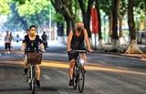 С 28 сентября в Ханое разрешается занятие спортом на открытом воздухе