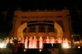 Artistic performances in front of Hanoi Opera House. Photo: Tat Son