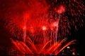 Presentación de fuegos artificiales de Vietnam. (Foto 1 por Huy Dang).