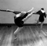 Khổ luyện trên sàn tập