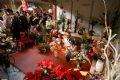 Une boutique d'art floral.