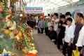 -Les cinq sortes de fruits des habitants du sud offrant des rois Hung.