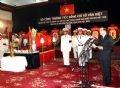 Генеральный Секретарь КПВ Нонг Дык Мань зачитал надгробную речь на траурной церемонии