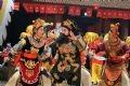 Полководец китайской династии То Динь и его побежденная армия