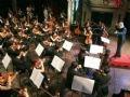Выступает Государственный симфонический оркестр под палочкой народного артиста РФ Мурат Аннамамедов