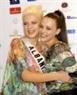 «Мисс Албания» и «Мисс Косово»