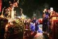 Celebration of the death anniversary of Bat Trang craft's ancestors (Hanoi).