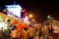 Chợ đêm Bến Thành đã trở thành nét sinh hoạt riêng của người dân Tp. Hồ Chí Minh và khách du lịch.