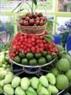 Những loại trái cây nổi tiếng của tỉnh Tiền Giang.