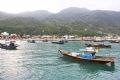 Một góc biển đảo Cù lao Chàm bình yên và tươi đẹp.