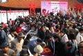 多くの人々が詰め掛けた2008年「ベトナムの詩の祭日」