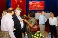 """Các đại biểu quốc tế trao đổi bên lề Hội thảo """" Chiến lược phát triển ngành điều Việt Nam đến năm 2020"""""""