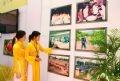 Triển lãm ảnh những thành tựu của ngành điều Việt Nam.