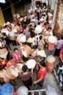 Le marché de non du village Chuông se se tient 6 fois par mois.