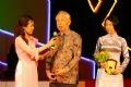Nhà báo lão thành Phan Quang tâm sự về nghề làm báo với các nhà báo trẻ