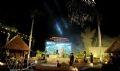 Hoạt cảnh sân khấu hoá tại đêm khai mạc Lễ hội Dừa lần 2-2010.