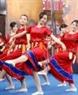 Múa cổ truyền của người Chăm - Quảng Nam.