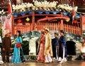 Nét sinh hoạt truyền thống của người Quảng Nam được tái dựng một cách sinh động và chân thực.