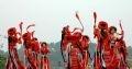 Танец народности патхен