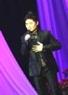 """Ca sĩ Tấn Minh với hai bài hát làm nên tên tuổi của anh: """"Bức thư tình đầu tiên"""" và """"Những mùa đông yêu dấu""""."""