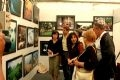 "The photo exhibition ""Vietnam-Land-People"" attracted many French visitors."